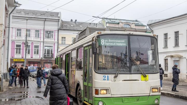 «Смерть троллейбусов или движение вперёд»: в Ярославле сняли фильм про скандал с закрытием депо