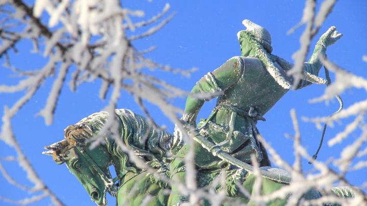 Стало известно, демонтируют ли памятник Салавату Юлаеву в Уфе