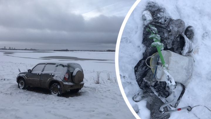 В озере под Вагаем утонул 58-летний глава сельского поселения