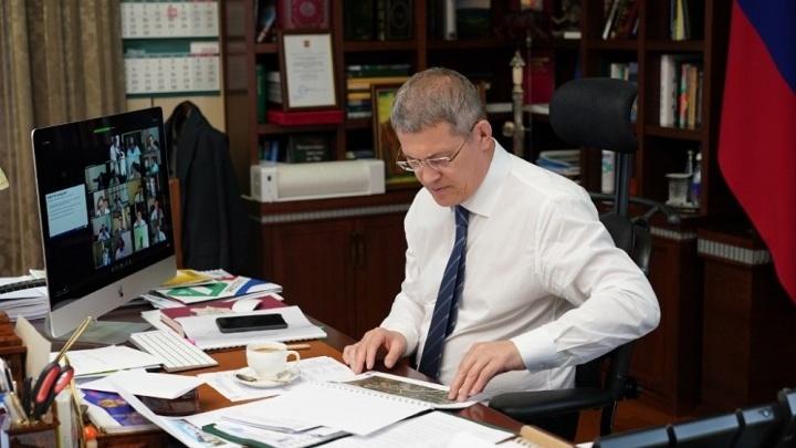 Стало известно, почему Хабиров запретил въезд в пять районов и два города Башкирии
