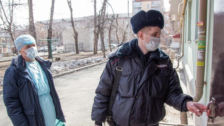 25 протоколов за нарушение режима изоляции выписаны в Нижегородской области за сутки