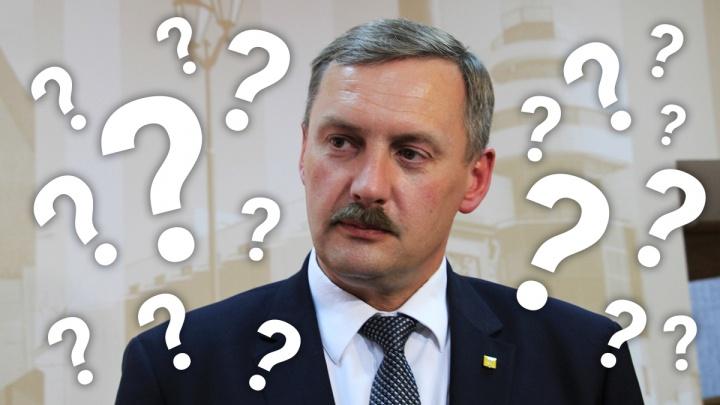 «Почему стал город помойкой?»: какими вопросами читатели 29.RU закидали Игоря Годзиша