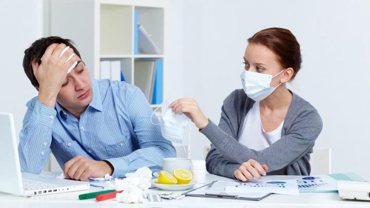 На ММК запретили выходить на работу сотрудникам с малейшими признаками простуды