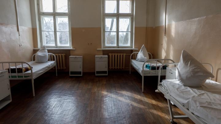 340 человек на койку: Волгоградская область вышла в лидеры по количеству мест для лечения COVID-19