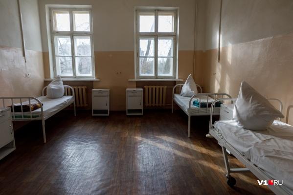 Волгоград по количеству мест в инфекционных госпиталях обогнал даже Москву