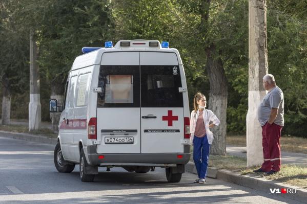 Первая волна коронавируса в Волгограде плавно перетекла во вторую