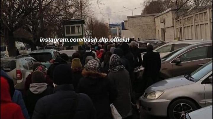 Радий Хабиров пообещал закрыть предприятия, которые последуют примеру завода УМПО в Башкирии