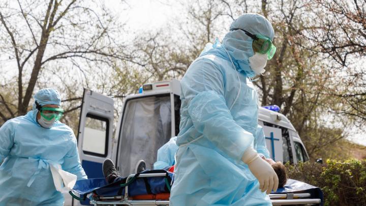 В Прикамье выявили еще 76 зараженных коронавирусом