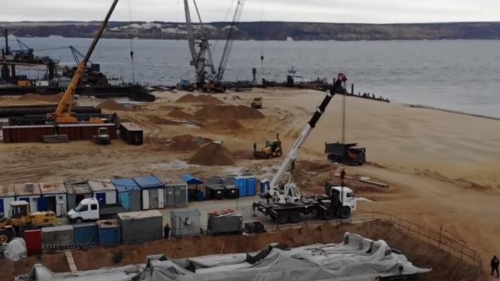 Проект строительства моста у Климовки прошел госэкспертизу