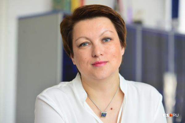 Вице-мэр Екатерина Сибирцева отвечает за социальную сферу