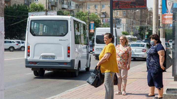 «Разве нам повысили зарплату?»: волгоградцы пожаловались на подорожавшие маршрутки