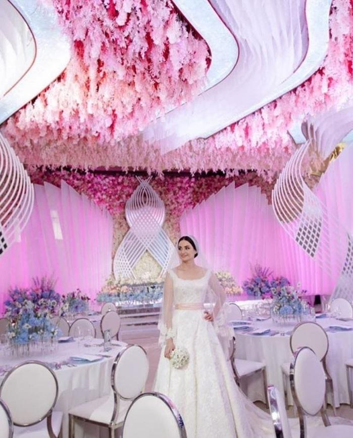 Мир невесты — в розовом цвете