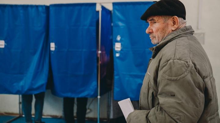 Под Тюменью коммунист вырвал победу у единоросса: за каждого из них проголосовало по шесть человек