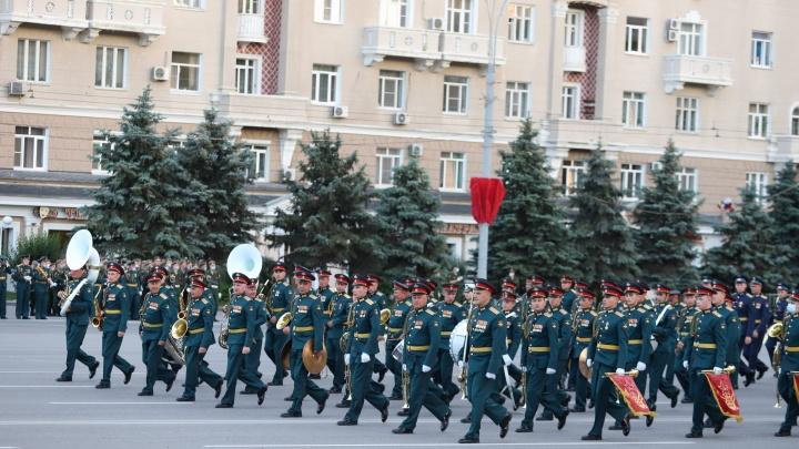 В Ростове в параде Победы будут участвовать ветераны и их близкие родственники