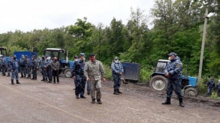 Битва за Куштау: экоактивисты пожаловались Хабирову на отравляющий газ и стрельбу