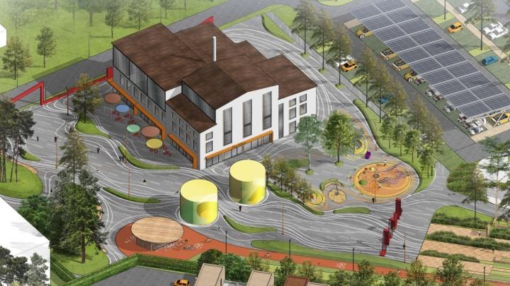 В Екатеринбурге одобрили план развития Шарташского лесопарка: там появятся «Баден-Баден» и дайвинг