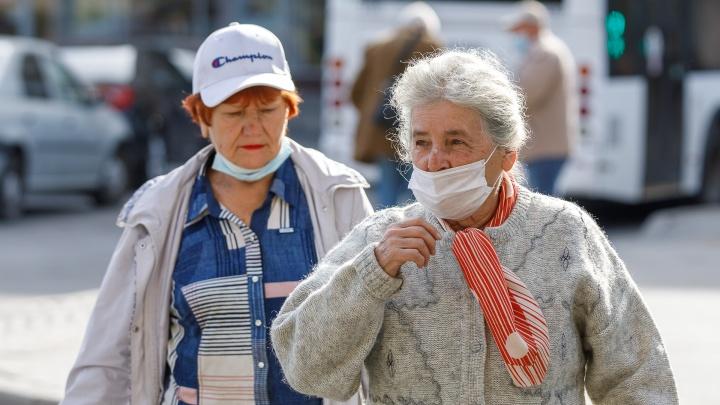 «Носить маски на бороде — опасно»: главный врач волгоградской облдумы вступилась за перчаточно-масочный режим