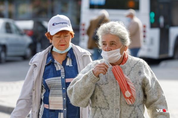 Правильное ношение маски снижает риск тяжелого протекания болезни