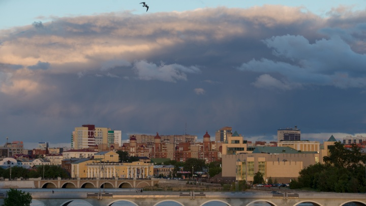 Синоптики предупредили об ухудшении погоды в ближайшие сутки в Челябинске