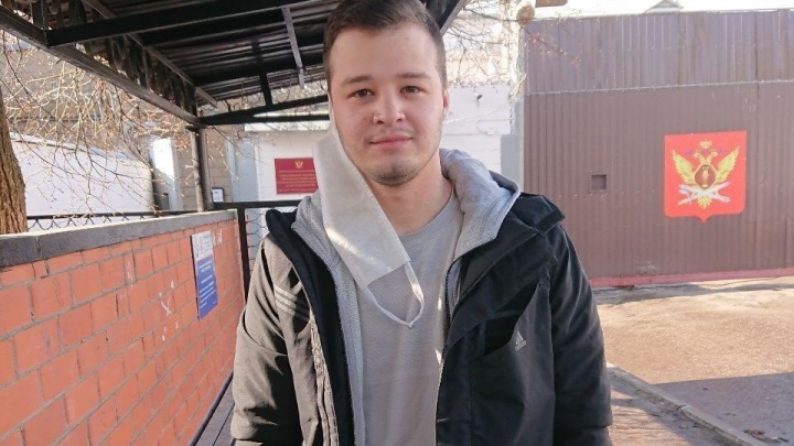 Фигурант «московского дела» Никита Чирцов после освобождения вернулся в Березники