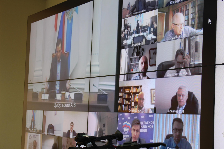Большинство членов рабочих групп поучаствовали в заседании в режиме онлайн<br>