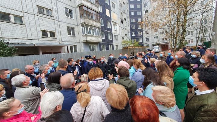 Взорвавшийся в Ярославле дом снесут: что построят на его месте