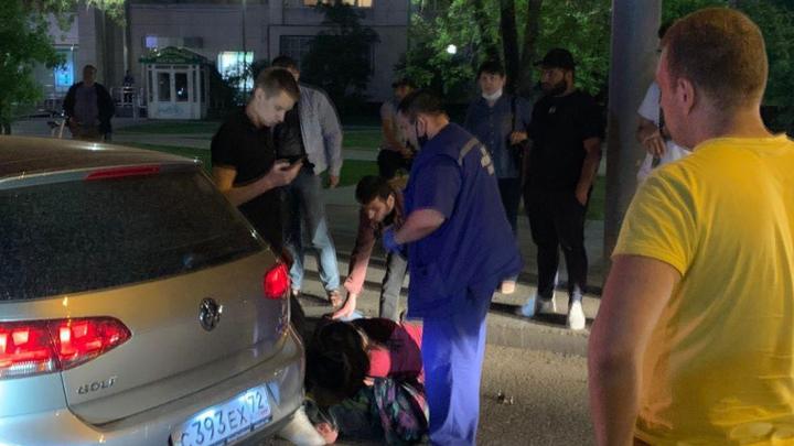 На тюменских дорогах сбили троих пешеходов — одного насмерть