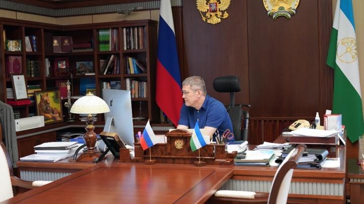 Хабиров о строительстве IQ-парка в Уфе: «Намного круче будет Яндекса»