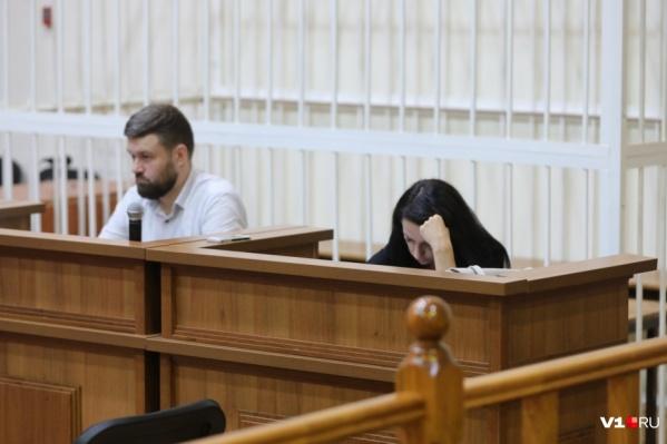 Накануне отъезда в колонию Татьяна Рыжих сообщила о своей беременности
