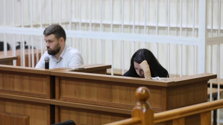 В Волгограде беременная экс-судья добивается отсрочки наказания за аварию с двумя погибшими пешеходами