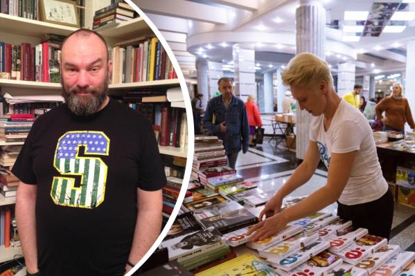 По словам Бориса Куприянова, читают сейчас в России мало: в среднем в год&nbsp;на одного россиянина приходится две с половиной книги<br>