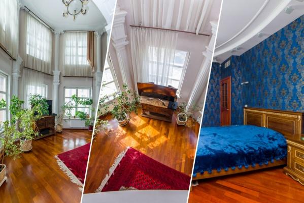 Трехкомнатную квартиру отдают за 17 миллионов 500 тысяч рублей