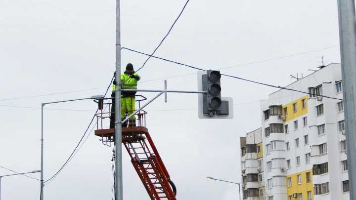 На Московском шоссе снова отключат светофор