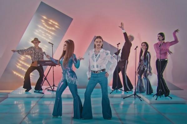 На официальном канале «Евровидения» этот клип посмотрели больше двух миллионов раз. Такого на конкурсе еще не было!