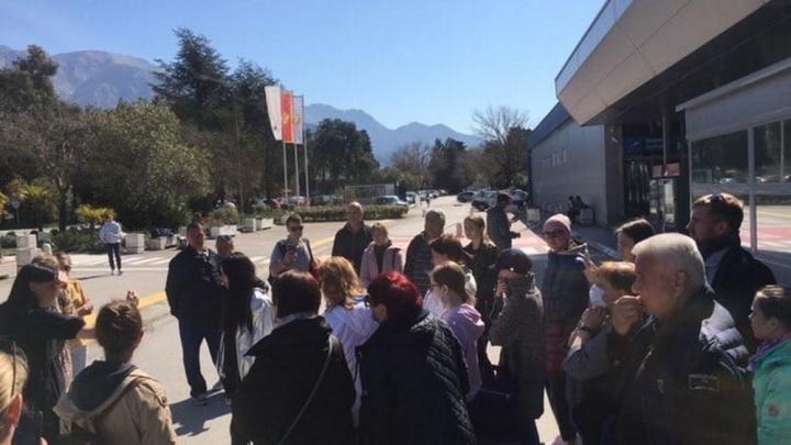 Из-за пандемии коронавируса пермяки застряли в Черногории и Марокко