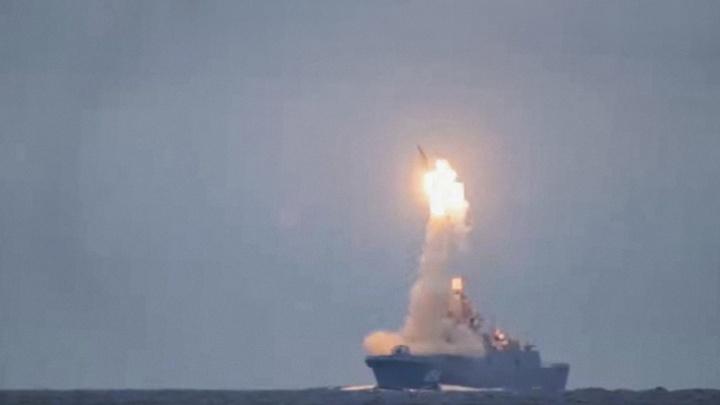 В Госдепартаменте США прокомментировали запуск ракеты «Циркон» в Белом море
