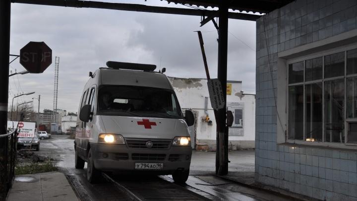 В горздраве признали, что Екатеринбургу не хватает машин скорой помощи