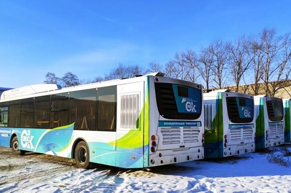 В Омске автобусы пройдут регистрацию и техническое обслуживание