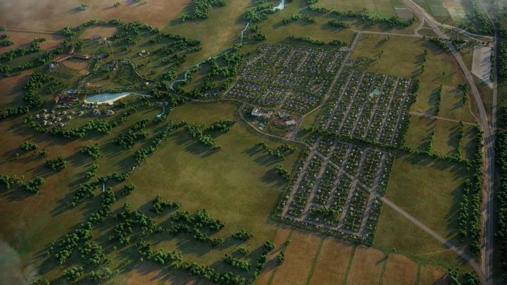 Популярный экопоселок-парк с экофермой и питомником хаски расширил территорию и начал продажу новых очередей