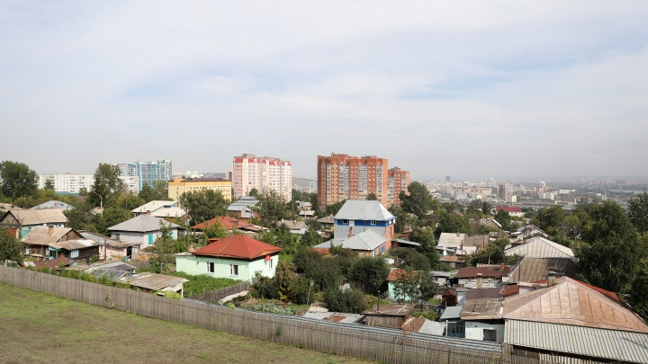 Часть Николаевки отдали под расселение и застройку фирме «Готика-Зенит»