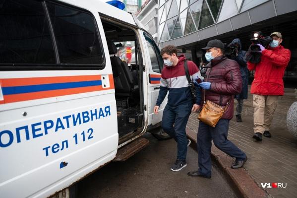 Под объективы видеокамер волгоградцам выписывали потенциальные штрафы