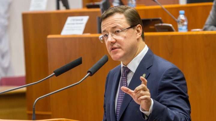 Губернатор смягчил COVID-режим в Самарской области