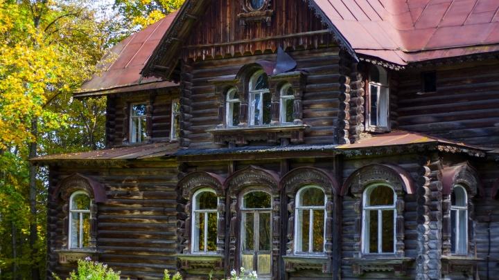 Мир глазами нижегородцев: едем к старинным теремам на берегах Ветлуги
