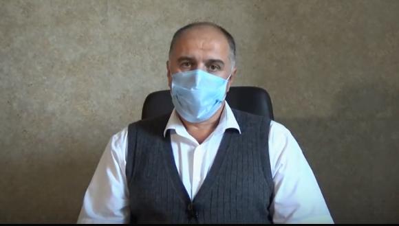 Госпиталь Азова переполнился: на 25 койках для заболевших COVID-19 разместили 51 пациента