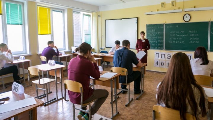В Красноярске гимназию в полном составе отправили на каникулы из-за коронавируса
