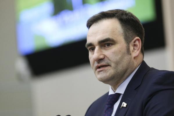 Кобзев стал министром здравоохранения 21 декабря