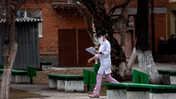 В Тюмени умер еще один пациент с COVID-19. Это 41-я жертва вируса с начала пандемии