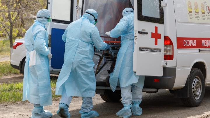 В Прикамье за сутки коронавирусом заразились еще 70 человек
