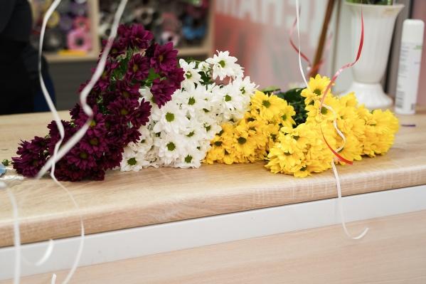 Флористы подготовили коллекции букетов и композиций и собрали на сайте и в мобильном приложении в разделе «День матери»