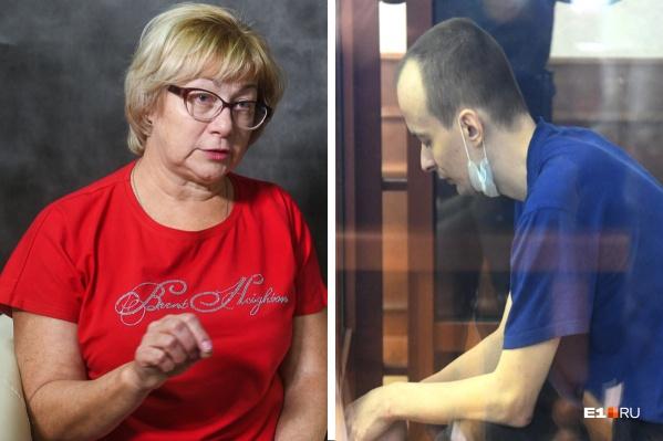 Вчера приговоренный к пожизненному сроку Алексей Александров написал апелляцию на решение суда
